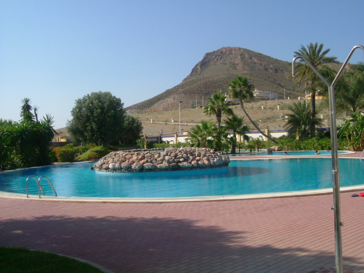 1411: Semi Detached Villa for sale in Mazarron Country Club
