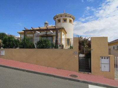 Ref:1255 Detached Villa For Sale in Mazarron Country Club