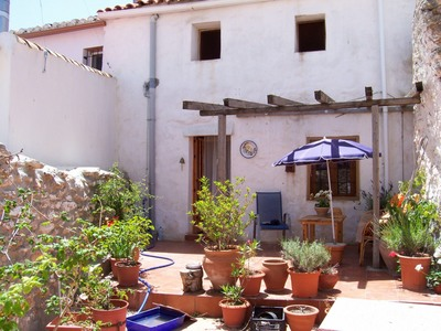 1272: Town House in Almeria