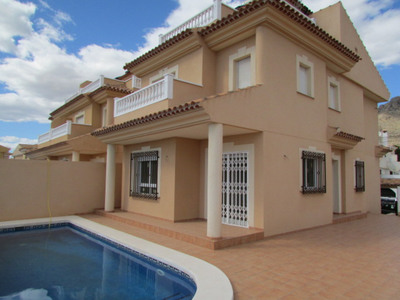 Ref:E26 Villa For Sale in Bolnuevo