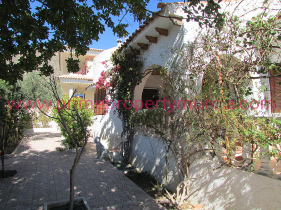 E28: Villa for sale in Bolnuevo