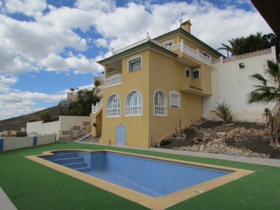 Ref:1504 Detached Villa For Sale in Bolnuevo