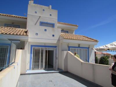 Ref:1512 Terraced House For Sale in Bolnuevo