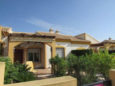 1325: Terraced House in Mazarron Country Club