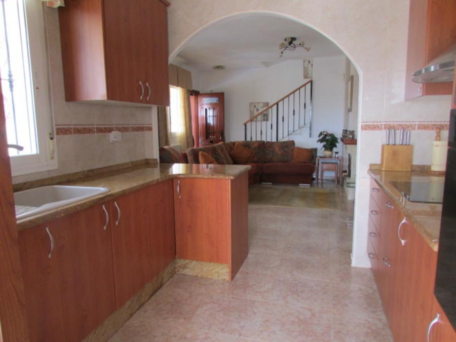1334: Detached Villa for sale in Mazarron Country Club