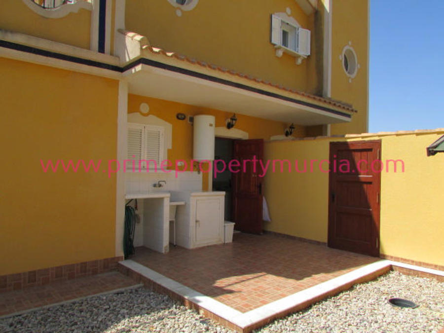 1684: Detached Villa for sale in Mazarron Country Club