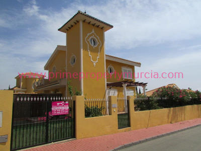 Ref:1684 Detached Villa For Sale in Mazarron Country Club