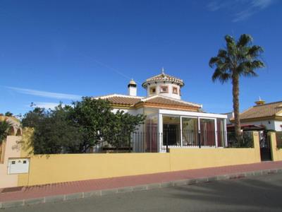 1356: Villa in Mazarron Country Club