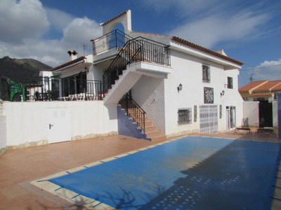 Ref:1231 Villa For Sale in Bolnuevo