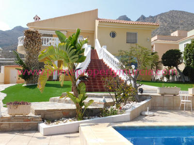 Ref:1533 Villa For Sale in Bolnuevo