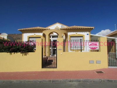 1494: Detached Villa in Mazarron Country Club