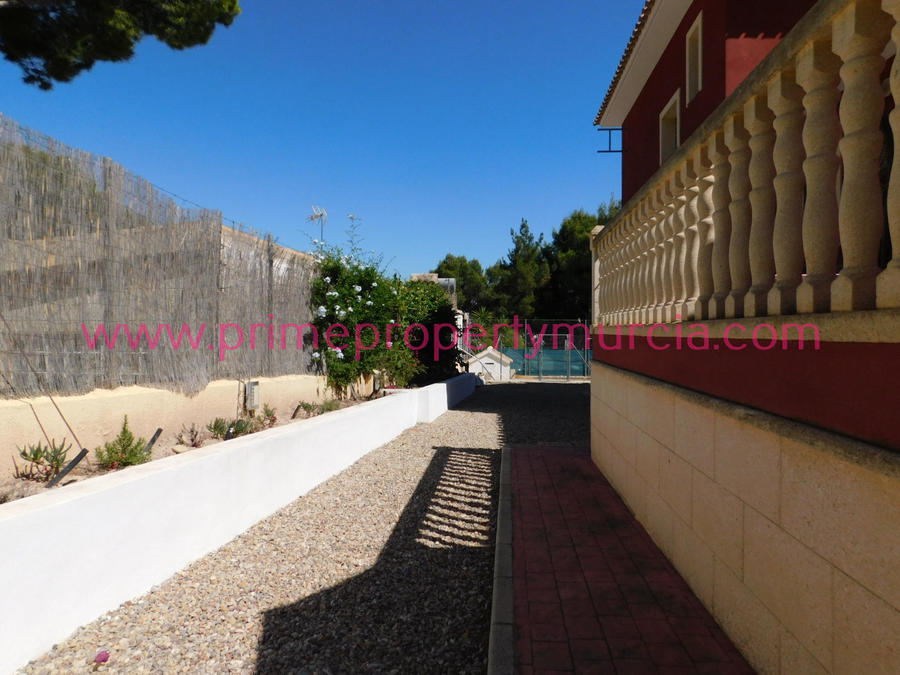 1612: Detached Villa for sale in Totana