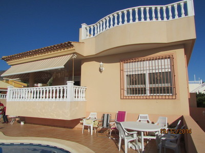 Ref:1217 Detached Villa For Sale in Bolnuevo