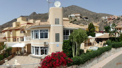Ref:1352 Detached Villa For Sale in Bolnuevo