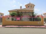 1653: Detached Villa for sale in Mazarron Country Club