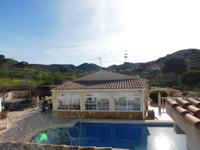 1383: Detached Villa in Cartagena