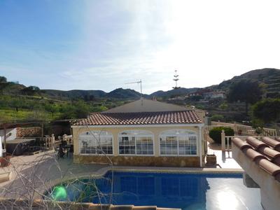 1383: Detached Villa in Cartagena