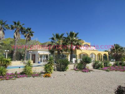 Ref:1389 Detached Villa For Sale in Mazarron Country Club