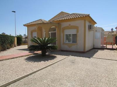 Ref:1392 Detached Villa For Sale in Mazarron Country Club