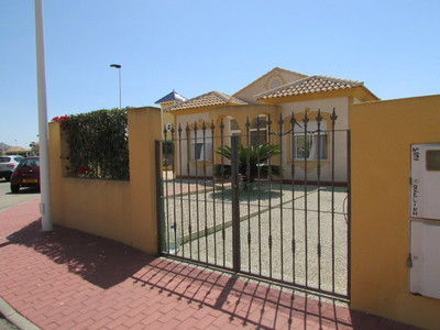 Ref:1392 Detached Villa For Sale in Mazarron Country Club