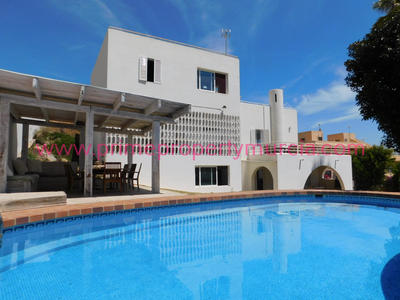Ref:1398 Detached Villa For Sale in Bolnuevo