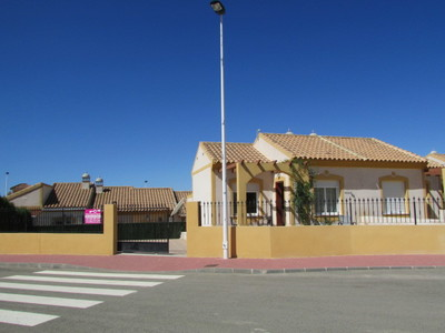 1414: Semi Detached Villa in Mazarron Country Club