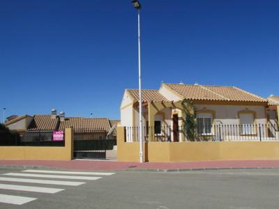 1414: Semi Detached Villa in Mazarron Country Club