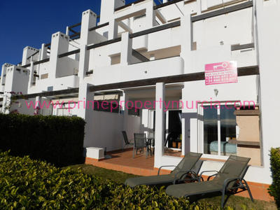 Ref:1417 Apartment For Sale in Condado de Alhama