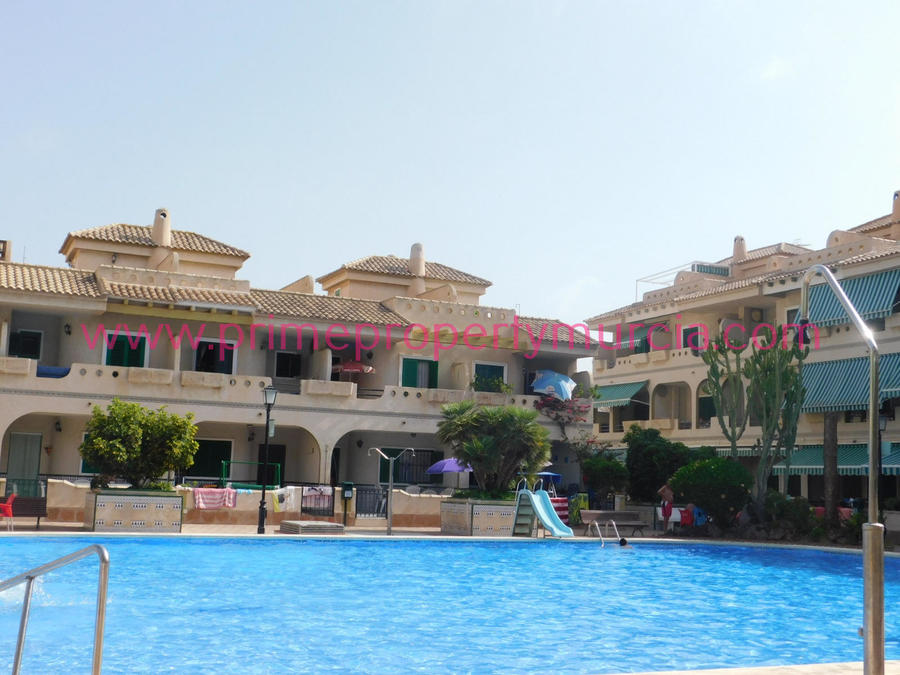 1419: Duplex for sale in Puerto de Mazarron