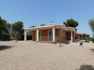 Ref:1418 Detached Villa For Sale in Totana