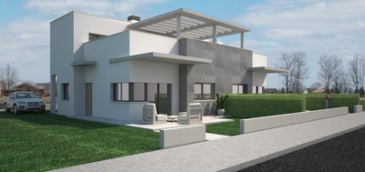 Ref:SJ103 Semi Detached Villa For Sale in Lorca