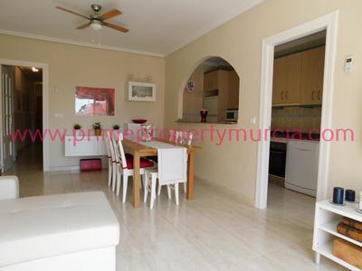 Ref:1430 Apartment For Sale in Bolnuevo
