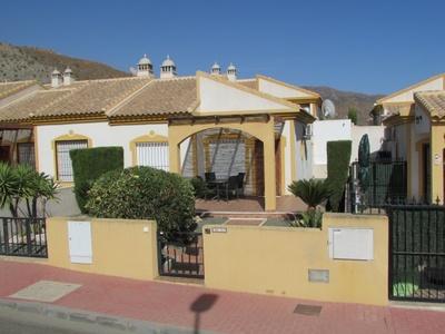 Ref:1436 Semi Detached Villa For Sale in Mazarron Country Club