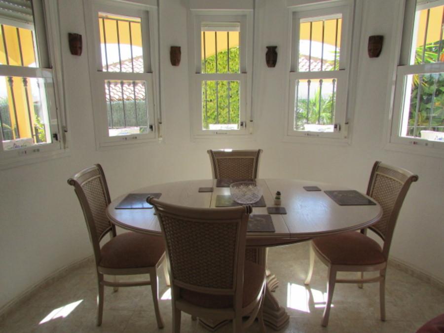 1434: Detached Villa for sale in Mazarron Country Club