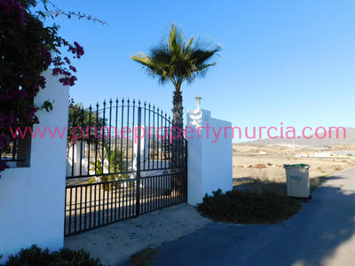 Ref:GR197 Country House For Sale in Mazarron