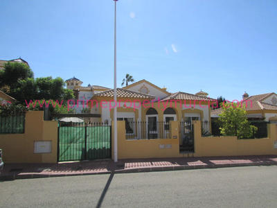 Ref:1445 Detached Villa For Sale in Mazarron Country Club