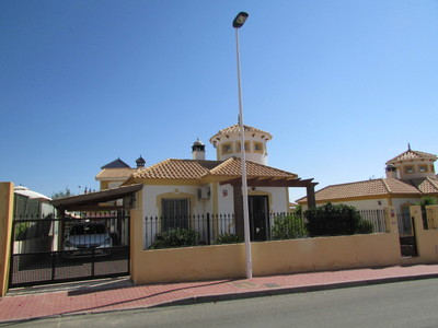 Ref:1451 Detached Villa For Sale in Mazarron Country Club