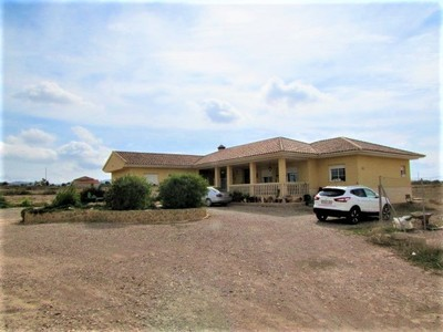Ref:1452 Country House For Sale in Totana