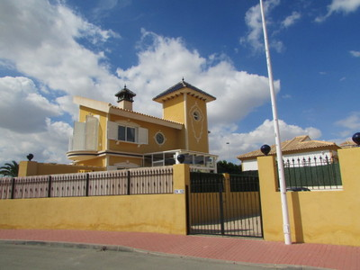 Ref:1454 Detached Villa For Sale in Mazarron Country Club