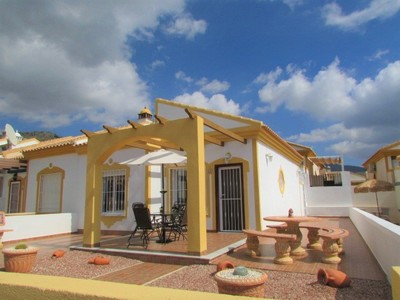 Ref:1456 Semi Detached Villa For Sale in Mazarron Country Club