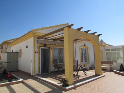 Ref:1465 Semi Detached Villa For Sale in Mazarron Country Club
