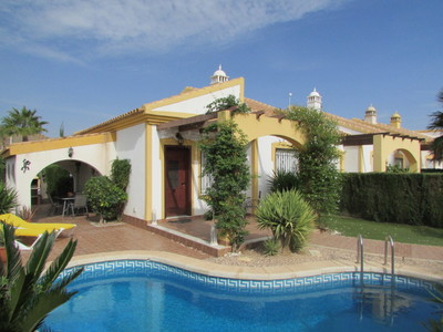 Ref:1470 Semi Detached Villa For Sale in Mazarron Country Club