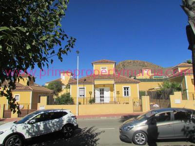 1474: Detached Villa in Mazarron Country Club