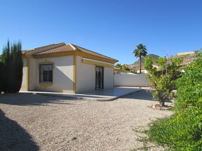 Ref:1472 Detached Villa For Sale in Mazarron Country Club