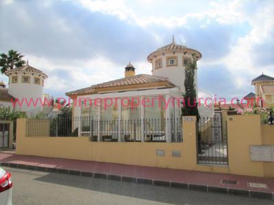 Ref:1475 Detached Villa For Sale in Mazarron Country Club