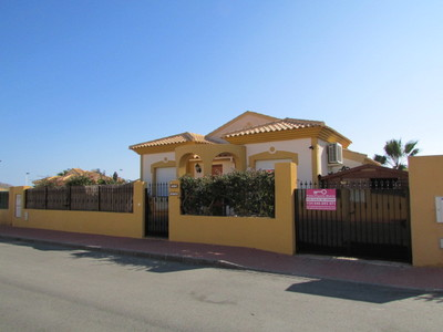 1477 : Detached Villa in Mazarron Country Club