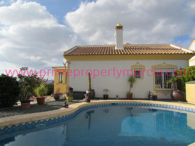 Ref:1478 Detached Villa For Sale in Mazarron Country Club