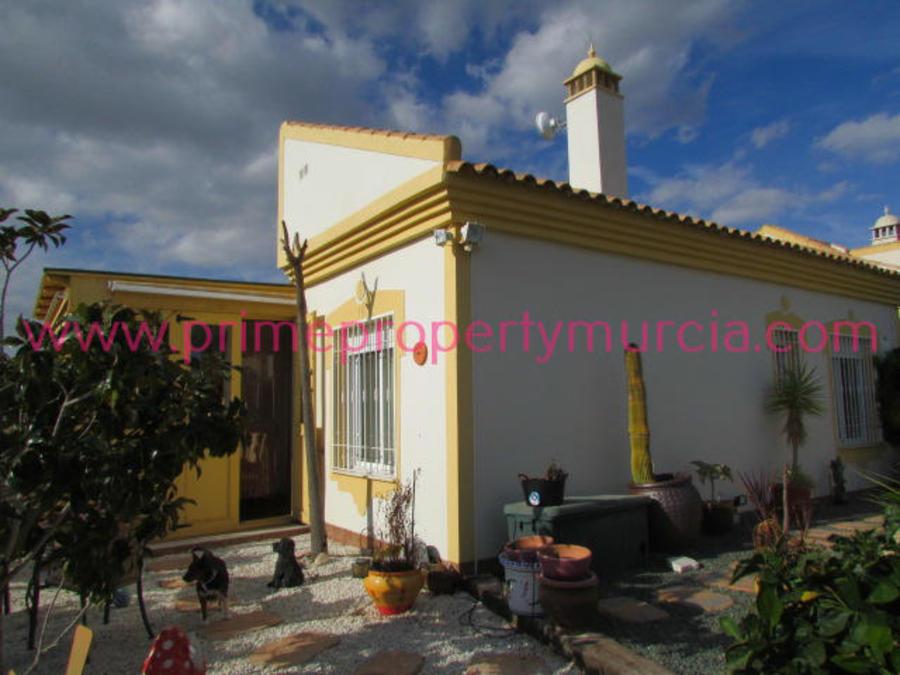 1478: Detached Villa for sale in Mazarron Country Club