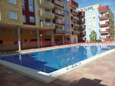 1444: Apartment in Puerto de Mazarron