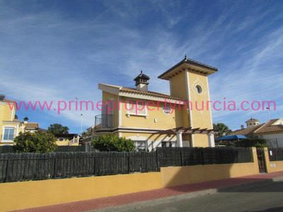 Ref:1489 Detached Villa For Sale in Mazarron Country Club